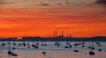 Milford Haven Dawn by Nigel Forster