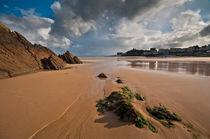 North Beach, Tenby von Nigel Forster