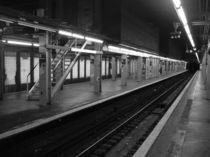NYC Subway von Sebastian Luedke