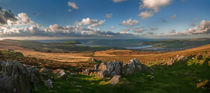 Carningli Panorama by Nigel Forster