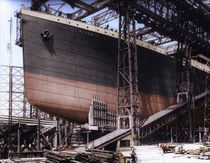 Titanic - in Color - von Thomas Schmid