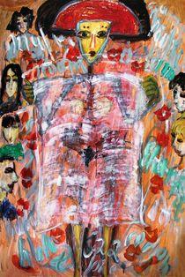 Open book by Gabriella  Cleuren