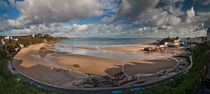North Beach Panorama by Nigel Forster