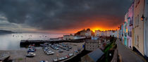 Tenby Harbour Sunrise by Nigel Forster