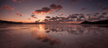 Whitesands Winter sunset von Nigel Forster