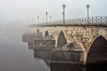 OLD CITY BRIDGE von Tiago Pinheiro