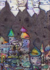 Die Häuser der Erde haben eine Verbindung zu den Häusern im Kosmos von friedrich stumpfi