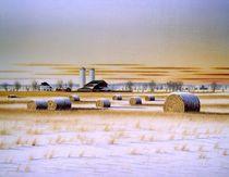 Ontario Farm Country by Conrad Mieschke