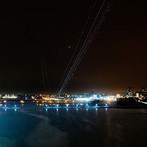 plane light trails_002 by mvg foto