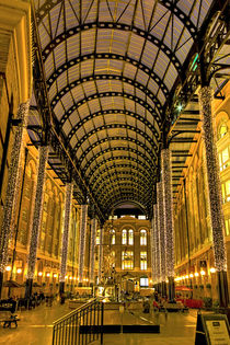 Hays Galleria by Alice Gosling