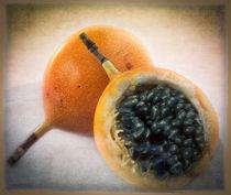 Passion fruit by Juan Carlos Lopez