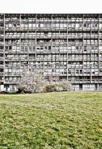 Robin Hood Gardens Social Housing von Gytaute Akstinaite