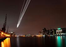 plane light trails_003 by mvg foto