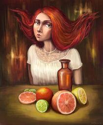 'Citrus' by Guzel Bayguskarova
