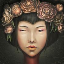 'Mayael the Anima' by Guzel Bayguskarova