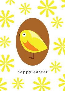 easter chick 2 von thomasdesign