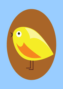 easter chick 1 by thomasdesign