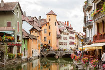 Annecy by Graham Prentice