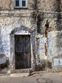 Altes Haus / Sardinien by Corinna Schumann