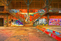 Treppenaufgang Ghettostyle by michas-pix