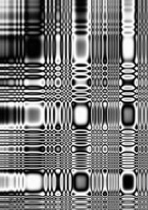 Black and White - Grafische Ornamente by Eckhard Röder