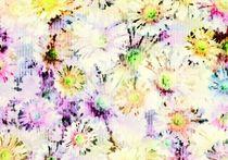 Ein grafisches Blütenmuster by Eckhard Röder