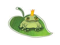 Frog Prince by Sofia Wrangsjö