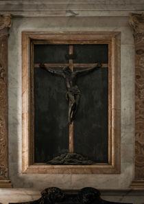 Black Jesus von Erwin Kerkenberg