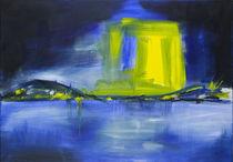 Lichter auf der anderen Flußseite von Corinna Schumann