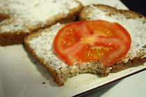 Cream Cheese and Tomato von Ashley Robertson