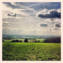 Spring sky by benedikte