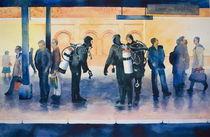 Platform Dive by Suzanne Hetzel