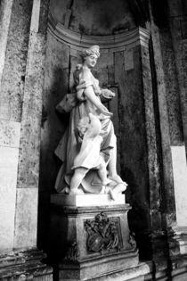 Dresden in Schwarz Weiß von Falko Follert