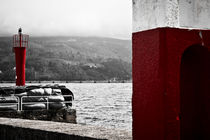 RED BY THE SEA by Tiago Pinheiro