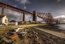 The Forth Rail Bridge by Rob Hawkins