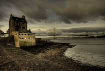 The Forth Road Bridge by Rob Hawkins