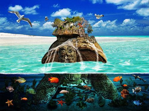Turtle-island-fantasy-secluded-resort