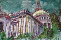 Rome in London by Gabriella  Cleuren