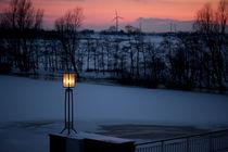 Winter in Dangast by Erwin Kerkenberg