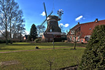 Windmühle  by michas-pix