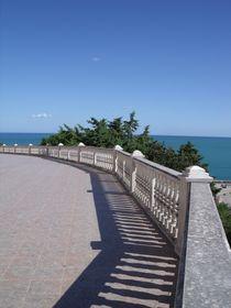 Italian terrace von Alberto Vaccari