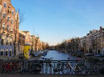 Amsterdam in spring by Alberto Vaccari