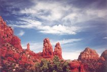 Red Rocks of Sedona von Pat Goltz