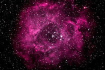 Rosettennebel - Rosette Nebula -  by monarch