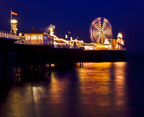 Brighton, Palace Pier von Dawn OConnor