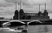 Pink Floyd's Pig, Battersea by Dawn OConnor