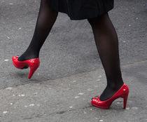 Red Shoes von Dawn OConnor