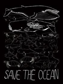 SAVE THE OCEAN by zurigo