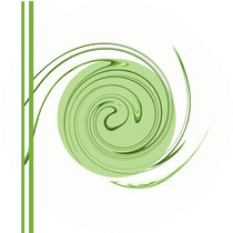 Bambus by netteart