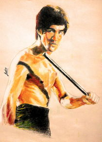 Bruce Lee by frank-go